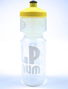 Radflasche Hifi transparent