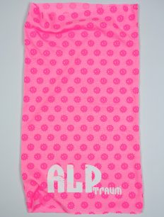 tube logo polycotton candy rosa