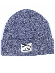 Beanie Dream blue-white-millee