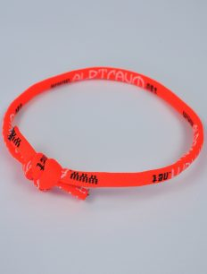 Armband Wish neonorange
