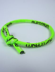 Armband Wish neongreen