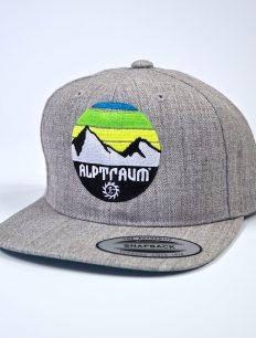 snapbback-cap-Sunrise-grey
