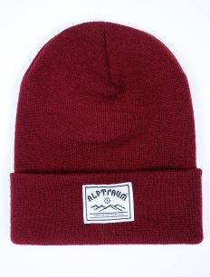 beanie-urban-dream-bordeauxrot