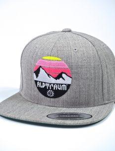 snapbback-cap-Sunrise-grey-pink