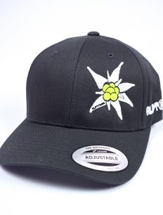Edelweiss-adjustable-cap-darkgray