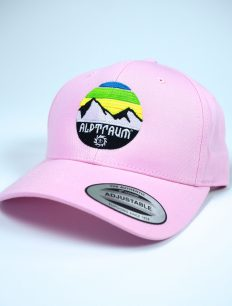 Sunrise-adjustable-cap-rosa